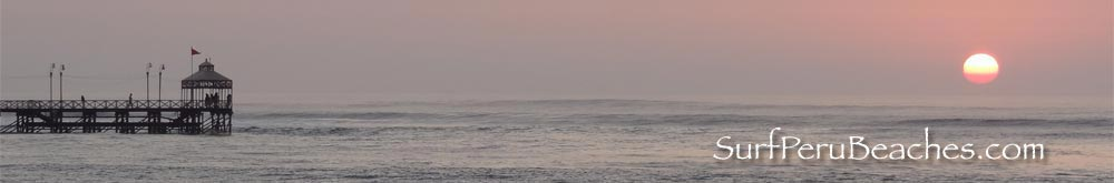 Surf Peru Beaches